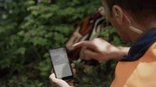 Die Kantonspolizei St.Gallen rüstet alle 780 Polizisten mit Smartphones aus