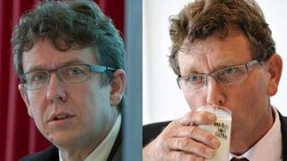 Milchproduzenten: Verbandsspitze tritt wegen Blockade ab
