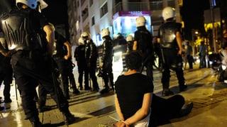 Türkei: Erdogan lässt Unruhen niederknüppeln