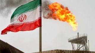 Druck auf Iran nützt China