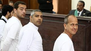 Al-Dschasira-Journalisten in Ägypten dürfen Gefängnis verlassen