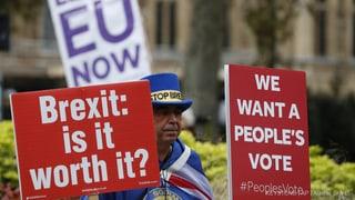 Die EU will keine Änderungen mehr