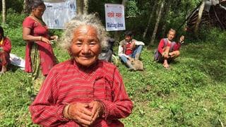 Schweizer Hilfe in Nepal wird rege genutzt