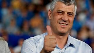 In Kosovo ist der alte Regierungschef der neue