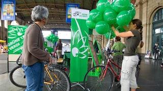 Wahlkampfthema der Grünen auf Abwegen