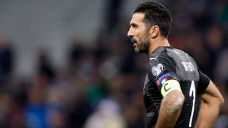 Nach 175 Spielen: Buffons Barrage-Kreis schliesst sich