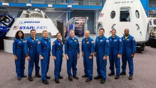 Nasa nimmt bemannte Raumfahrt wieder auf