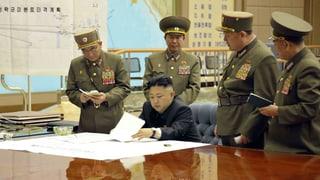 Macht Nordkorea Fortschritte bei der Atombombe?