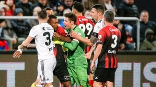 Serey Dié sieht Rot – und verhilft dem FCB so zum Sieg (Artikel enthält Video)