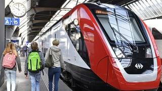Neue Doppelstockzüge laut SBB besser unterwegs