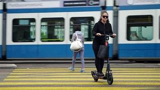 Verleih-Trottinette im Test: Nicht alle E-Scooter sind sicher (Artikel enthält Video)