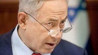 Israel friert die diplomatischen Beziehungen zur EU ein