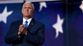 Mike Pence uffizialmain candidat per il vicepresidi american