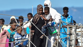EU versagt bei Flüchtlings-Verteilung
