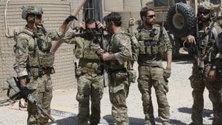USA entsenden Spezialeinheiten ohne Kampfauftrag nach Syrien
