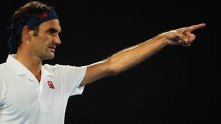 Federer darf in der «Night Session» ran