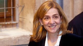 Zaster statt Knast: Spaniens Prinzessin Cristina kauft sich frei