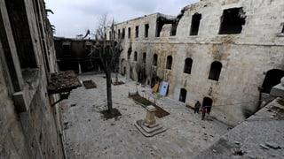 UNO will Kriegsverbrechen in Syrien verfolgen