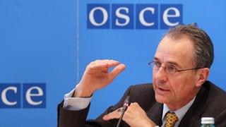 Guldimann lobt «kleine Schritte» in der Ukraine