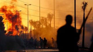 Soziale Unruhen: In Argentinien brennen die Strassen