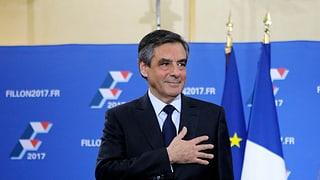 «Fillon wird Le Pen Stimmen streitig machen»