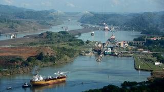 Kleine grosse Revolution am Panamakanal