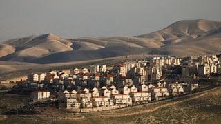 «Israel ignoriert Forderung nach Stopp von Siedlungsbau»