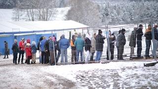 Österreich setzt auf «Plan B»: Obergrenze für Asylbewerber