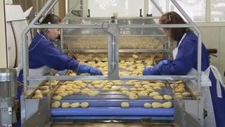 Wird's bald eng für Pommes und Chips? (Artikel enthält Video)