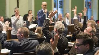 Die CVP bleibt stärkste Kraft im Zuger Kantonsparlament