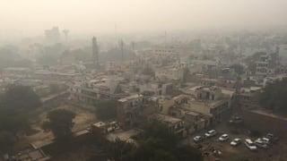 Delhi hat schmutzigste Luft der Welt