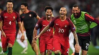 Euro 2016: Portugal en il mezfinal