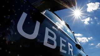 Uber preschenta plans per taxis sgulants