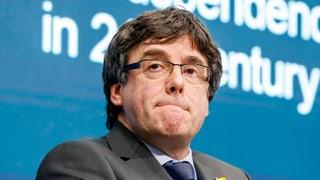 Kataloniens Ex-Präsident Puigdemont in Deutschland festgenommen