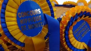 60 onns Concours Hippique d'enviern a San Murezzan