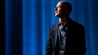 Amazon-Gründer Jeff Bezos ist der reichste Mensch der Welt
