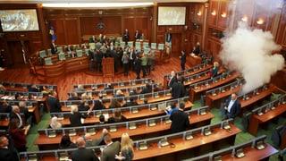 Die EU hat die Visafreiheit für Kosovo an ein Grenzabkommen mit Mazedonien geknüpft. Mit den Neuwahlen dürfte daraus nichts werden.