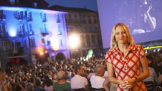 Video «Mit Eva Wannenmacher am Filmfestival Locarno» abspielen