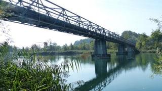 Per Schwarm-Finanzierung zur Aarebrücke