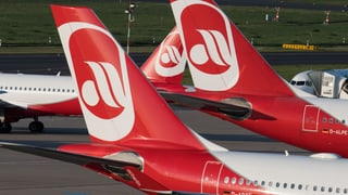 «Air Berlin hat eine starke Position in der Schweiz»