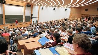 Flüchtlinge schnuppern Hochschul-Luft an der ETH