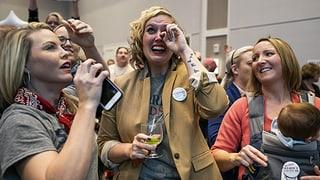 Der Aufstand der Frauen gegen Trump