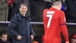 Bayern-Gala gegen Benfica lässt Kovac aufatmen