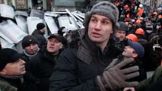 Klitschko: «Es könnte bald Tote geben»