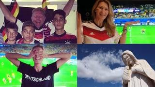 Die deutsche WM-Sensation: So jubeln und trauern die Promis