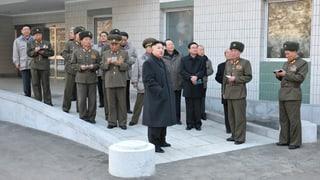 Nordkorea droht mit Atomtest