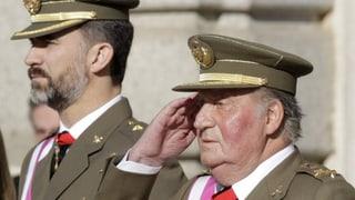 Abdankung kein Thema: König Juan Carlos feiert 75. Geburtstag