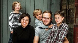Ist Mama Haus- oder Geschäftsfrau? Wie sich Schweizer Paare mit Kindern organisieren.