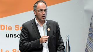 Darbellay fordert konstruktiven SVP-Bundesrat