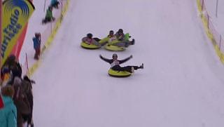 Franco Marvulli: Fünfter WM-Sieg – auf dem Schnee